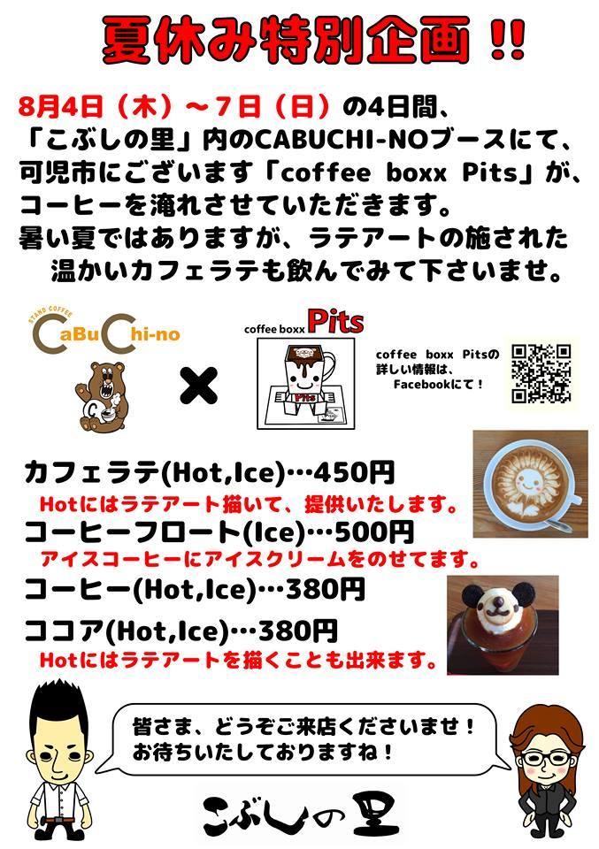 pitsイベント201684ポスター